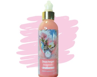 Magnolia body lotion 200 ml-100% natural