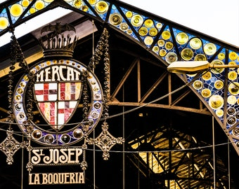 La Boqueria - Barcelona Photography - Fine Art Photography - Kitchen Decor - Barcelona Decor - Barcelona Photography - La Boqueria - 0065