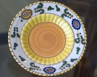 Decorative Plate Made in Italy