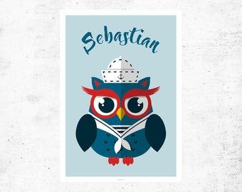 Poster / children's OWL
