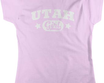 Utah Girl Women's T-shirt, NOFO_00999