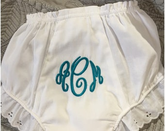 Custom Embroidered Baby Bloomers Personalized bloomers baby bloomers baby gift baby shower gift newborn gift