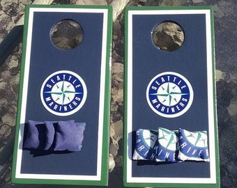 Corn hole or quarter toss game-mini