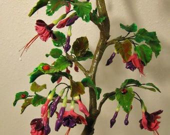 Fuchsia Tree