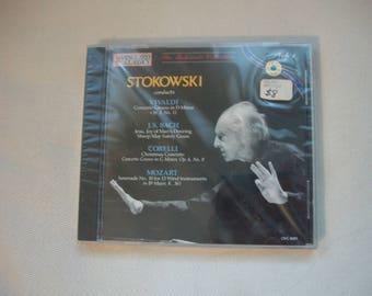 """Stokowski """"The Stokowski Collection"""" CD Brand New"""