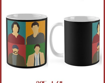 Supernatural  325ml Mug