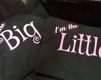 Big Little Shirts