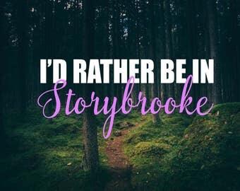 Storybrooke | Etsy
