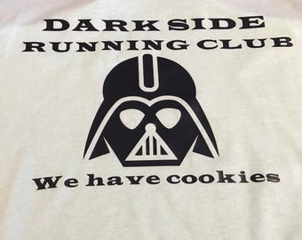 Dark side running club tank