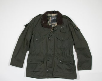 BARBOUR - Waxed jacket
