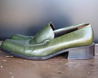 Vintage Vero Cucio Prada Loafers