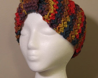 Multi-Colored Ear Warmer Headband