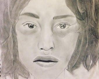 Hand Drawn Customizable Portraits.
