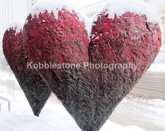 Giant hearts photography, hearts print, love photography, valentines photography, love heart prints