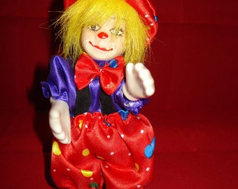 clown ornament