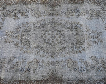 Faded Rug Etsy