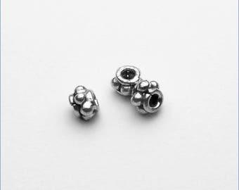 HB004 ~ Spacer Bead ~ 4/pkg