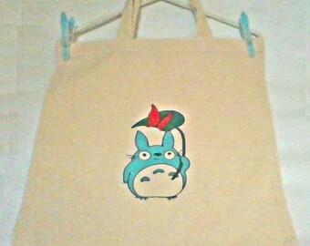 bag- geek bag- totoro bag- my neighbour totoro- totoro