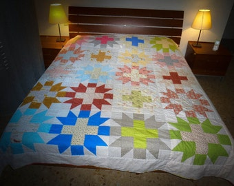 king size  handmade Quilt
