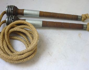 Jumping Rope Antique early 20th century
