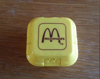 McDonald's 1990s happy meal transforming dinosaur vintage & retro toy