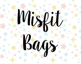 Misfit Bags Stickers