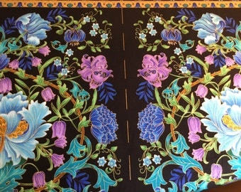 100% cotton fabric Full Bloom. 112cm wide.