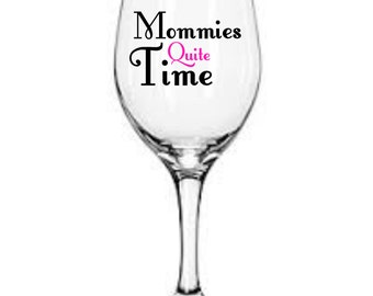 Mommies quite time
