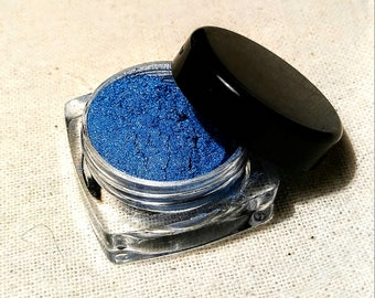 Enchanted Waters - Blue Eyeshadow - Mineral Makeup - Mineral Eyeshadow - Cosplay Makeup - Light Blue Eyeshadow - Shimmery Eyeshadow