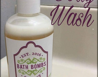 8 oz Body Wash