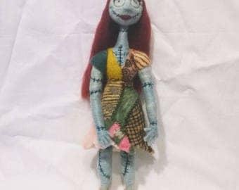 Sally, Nightmare before Christmas