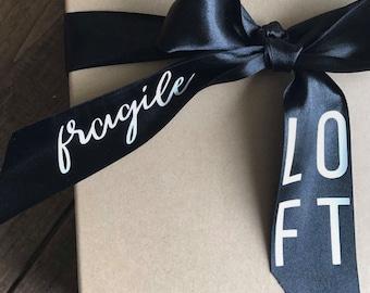 Custom Gift and Branding Ribbon