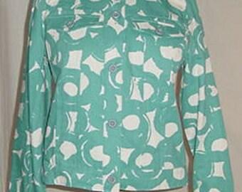 90's Vintage Button front Jacket