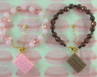 Lovely Cookie Bracelet