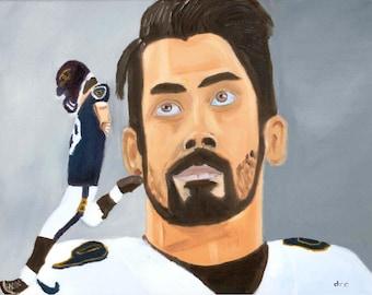 Justin Tucker Baltimore Ravens NFL Portrait