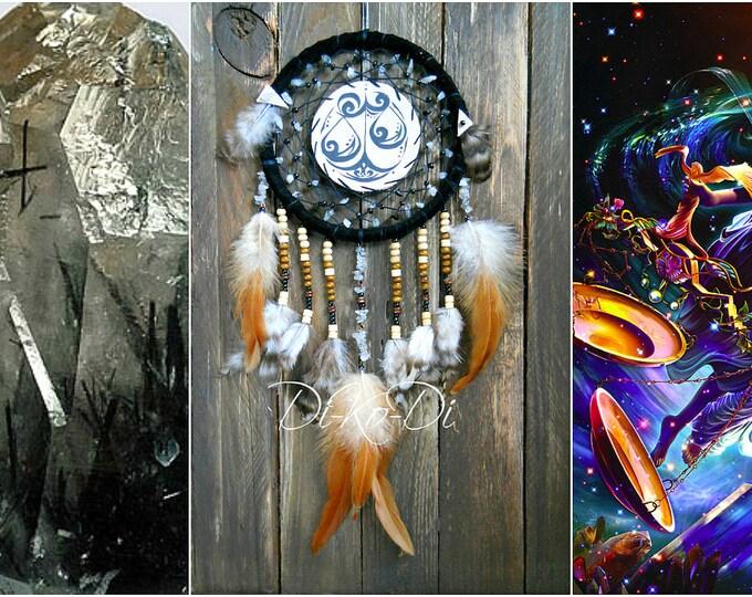 Dreamcatcher Zodiac Libra, Wall Décor, Dream catcher, large dream catcher, bohemian decor, boho chic, boho present