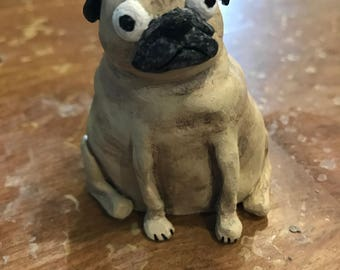 Custom Pet Portrait Scuplture