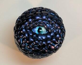 Dragon Eye Jar - Dual Colors Tall