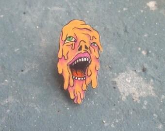 Meltface pin