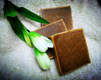 Handmade Soap For Hair,Skin(Normal/Problem) No soap base/fragrance...By DearJade