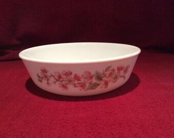Pyrex Lisa Cherry Blossom Cereal Bowls