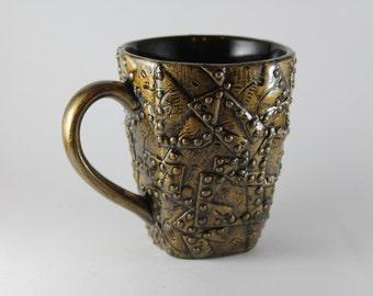Steampunk Inspired Mug