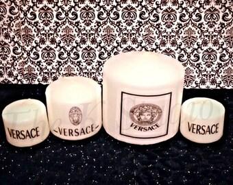 Designer Candle Set
