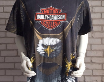 Extremely rare 1996 vintage Harley Davidson T Shirt