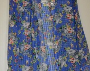 Sale $ 10! Shirt/blouse floral Tristan new!   X Small