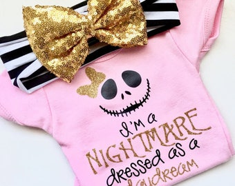 Nice Iu0027m A Nightmare Dressed As A Daydream, Nightmare Before Christmas, Jack And