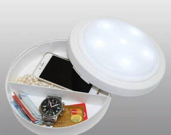 safe box secret lamp  concealment stash Tin stash safety deposit box