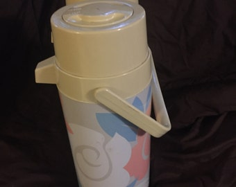 Vintage Tupperware Double Airpot