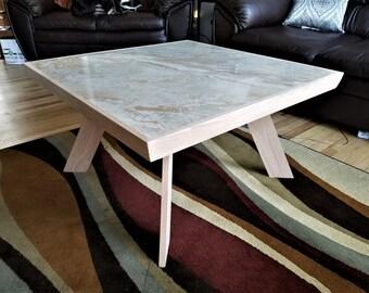 Onyx Tile Coffee Table