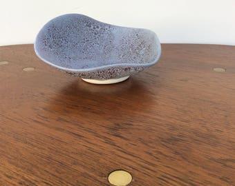 Studio Salt Glazed Dish